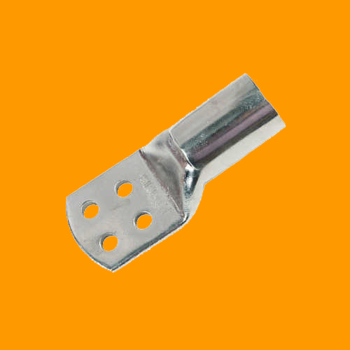 Copper Tubular Terminal End-Light Duty Four Hole