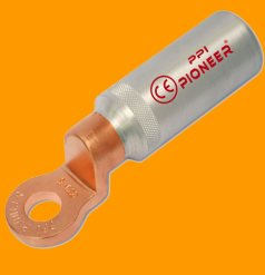 Aluminium - Copper BI - Metallic Connector / Splice