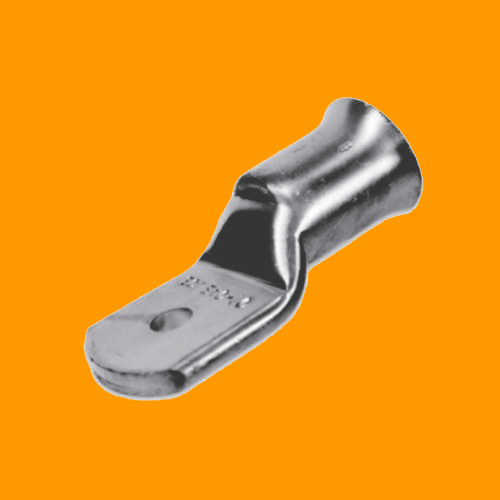 Copper Tubular Cable Terminal Ends Bell Mouth Type