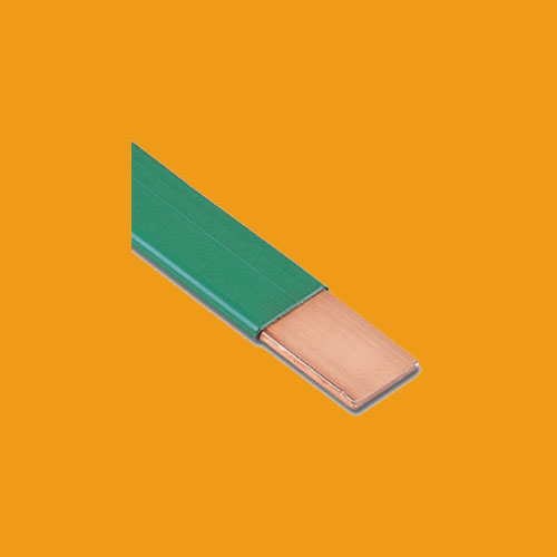 PVC Covered Copper Tape / Strips