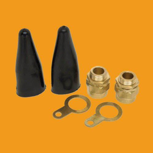 Brass Gland with Kit